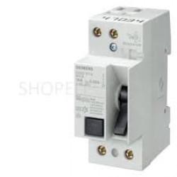 5SM34166RC Betagard Residual Current Circuit Breakers 5SM3 Siemens