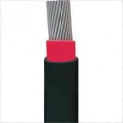 KEI LT(ALU) Power Cables Core=3,Sq mm=70,XLPE,Black,100M
