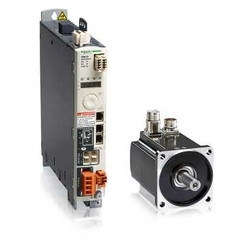 servo motor BMH - 1.2 Nm - 8000 rpm - untapped shaft - without brake - IP54 Schneider
