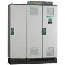 enclosed variable speed drive ATV71 Plus - 1800 kW - 690V - IP23 Schneider