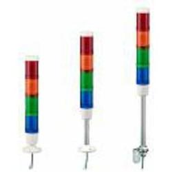 indicator bank with buzzer + 2 illuminated units -